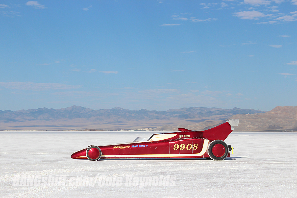 There Is Nothing Like A Mid-Day Photo Gallery From Bonneville Speed Week 2017