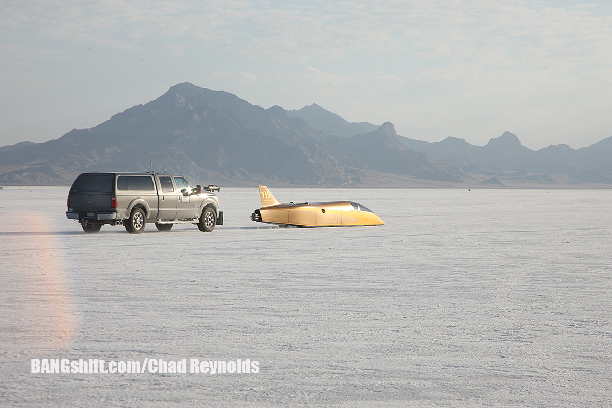 Bonneville Speed Week 2017: News and Photos – The Speed Demon Crew Pulled It Out!