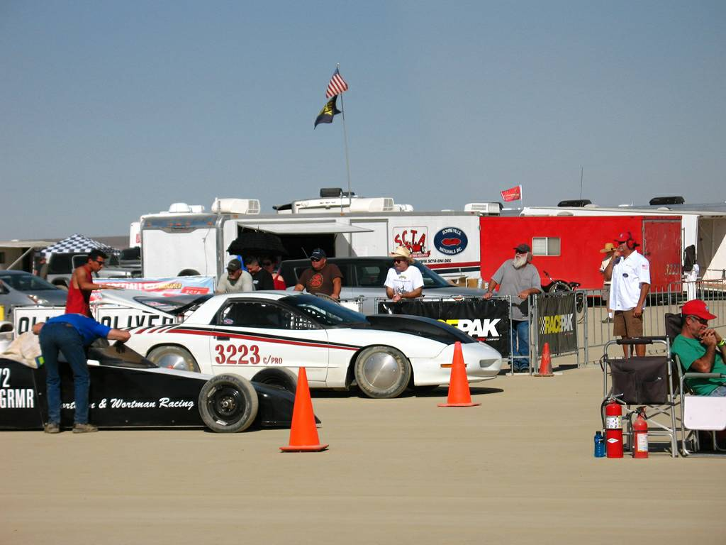 BangShift.com Want To Go Racing At Bonneville? Here\'s A Car AND ...