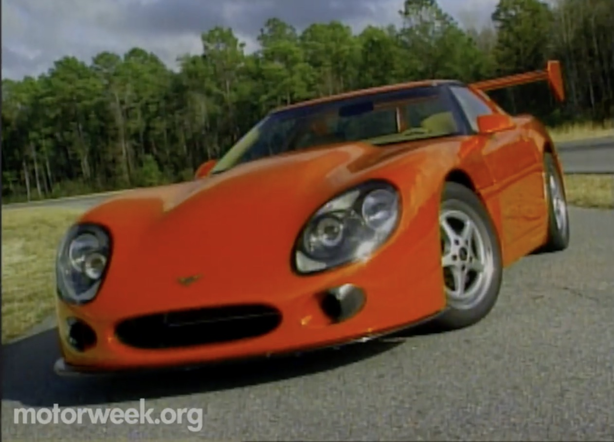 Classic YouTube: The Callaway C6 SuperNatural Corvette LM – Swinging For The Fences In 1994!