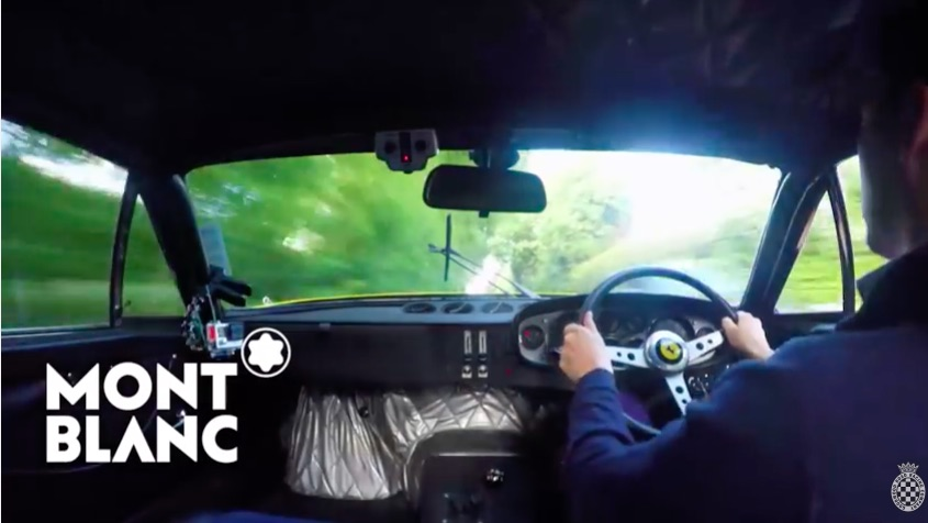 Yeah, This Is Good – Video Profile On A 480hp 1973 Ferrari Daytona That's Got Race History And Makes Amazing Noise