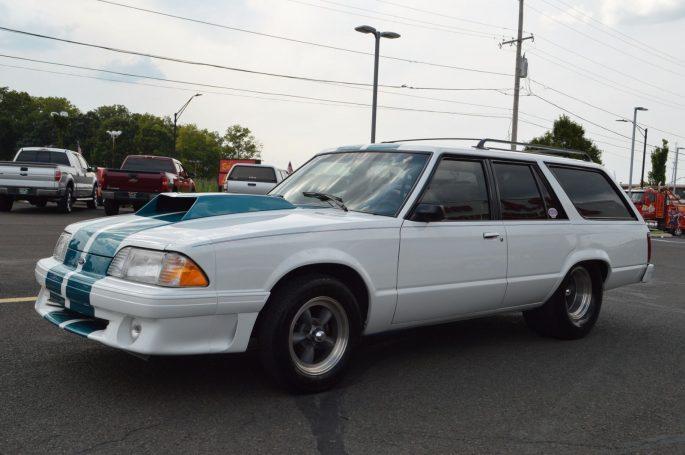 BangShift.com Money No Object: Mustang Wagon? Confused ...