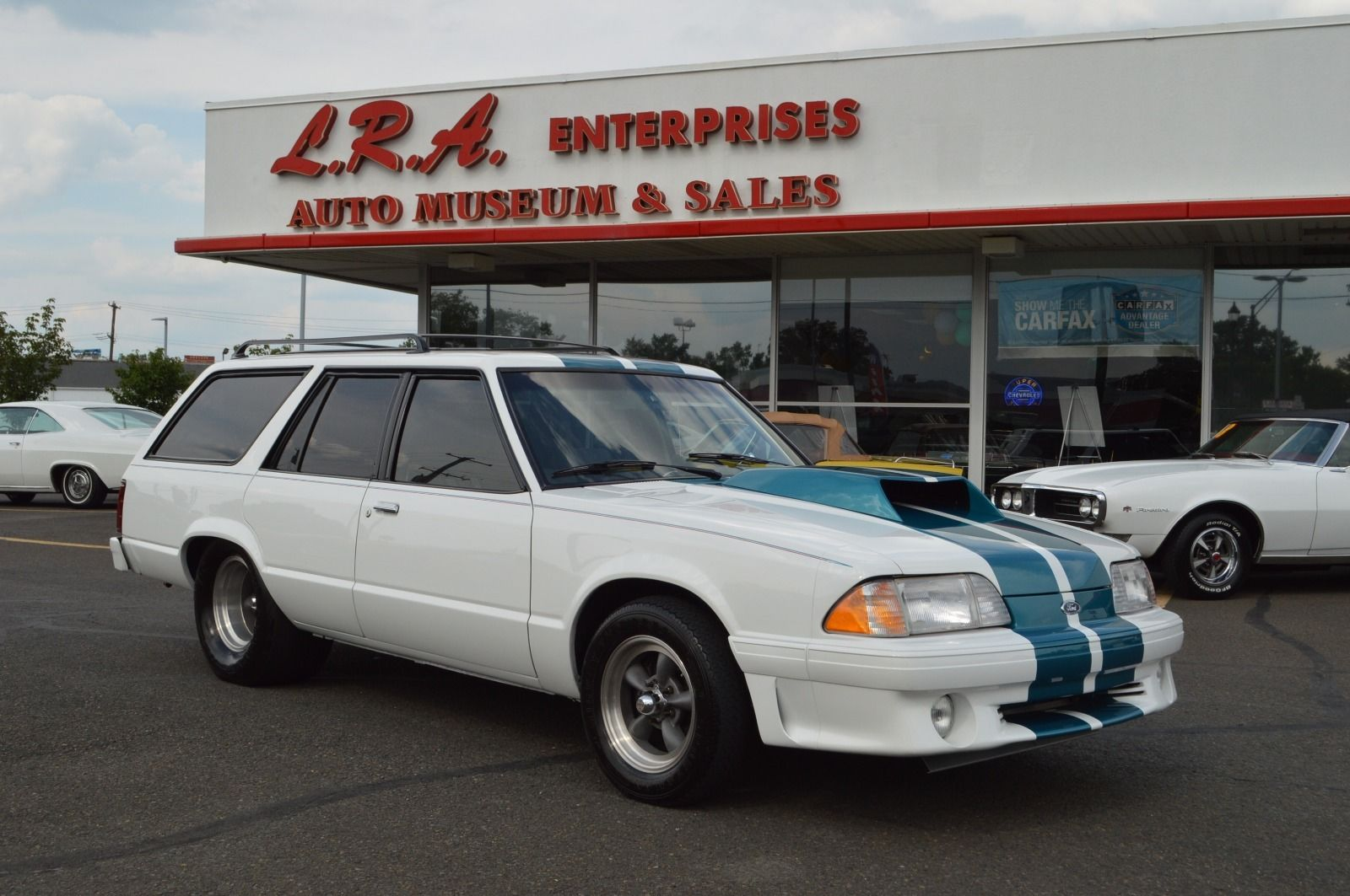 Money No Object: Mustang Wagon? Confused Fairmont? We Don't Care! This Fox Mutt Is Awesome!