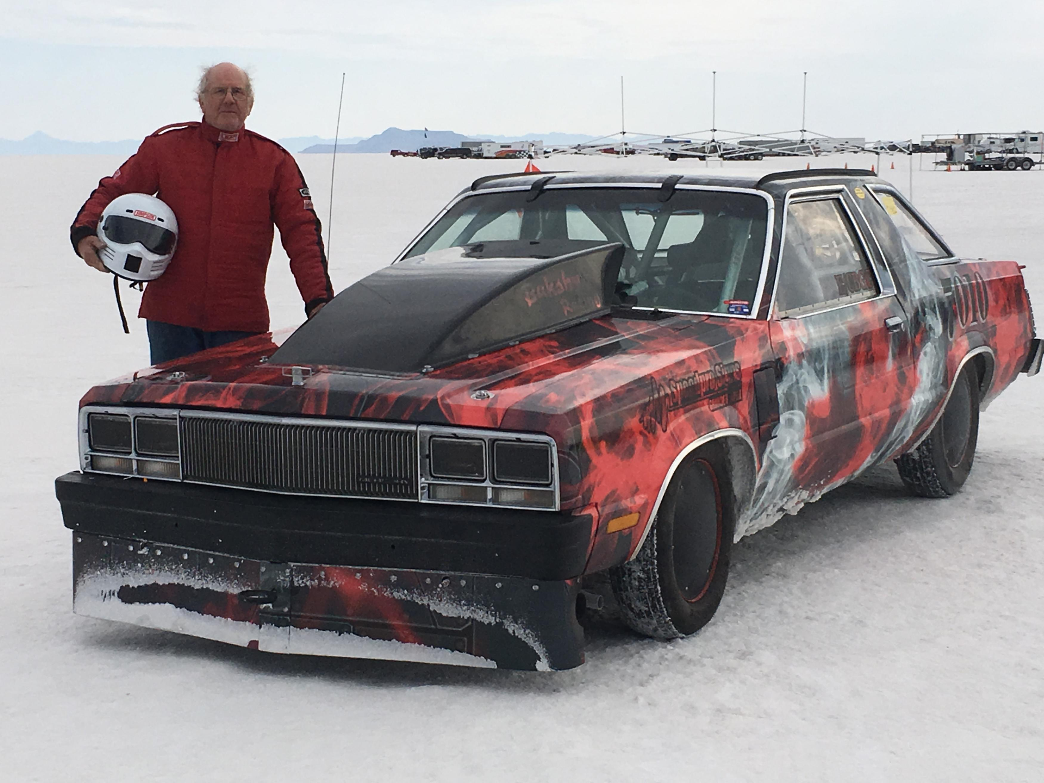 BangShift Project Files: The LSR-Prepared Mercury Zephyr Got It's First Record At Bonneville!