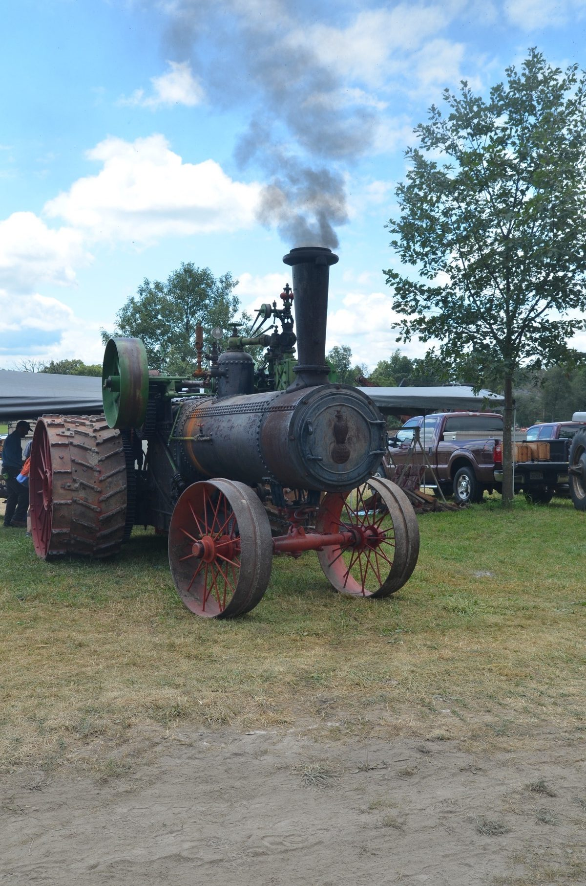 Steam and Power, Baby! More Great Photos From The Northern Illinois Steam and Power Show