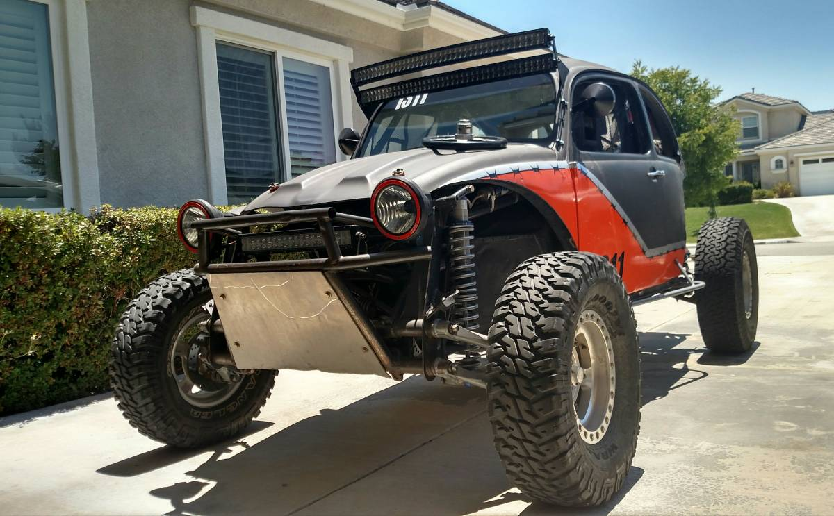 Vw Baja Bug For Sale Craigslist >> BangShift.com Cause Who Doesn't Want A Street Legal Class 5 Baja Bug To Race AND Drive ...