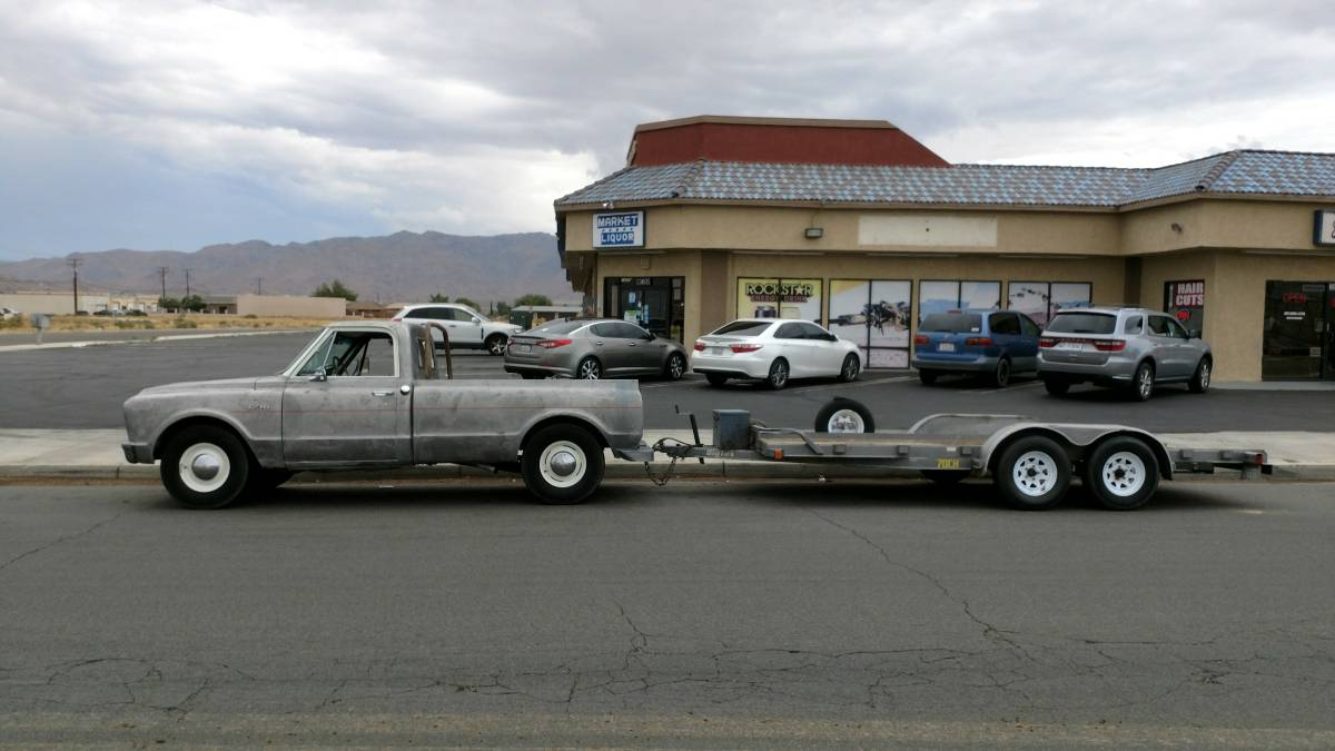 All Chevy chevy c10 short bed : BangShift.com WTF? Is This Shortened C10 As Weird To You As It Is ...
