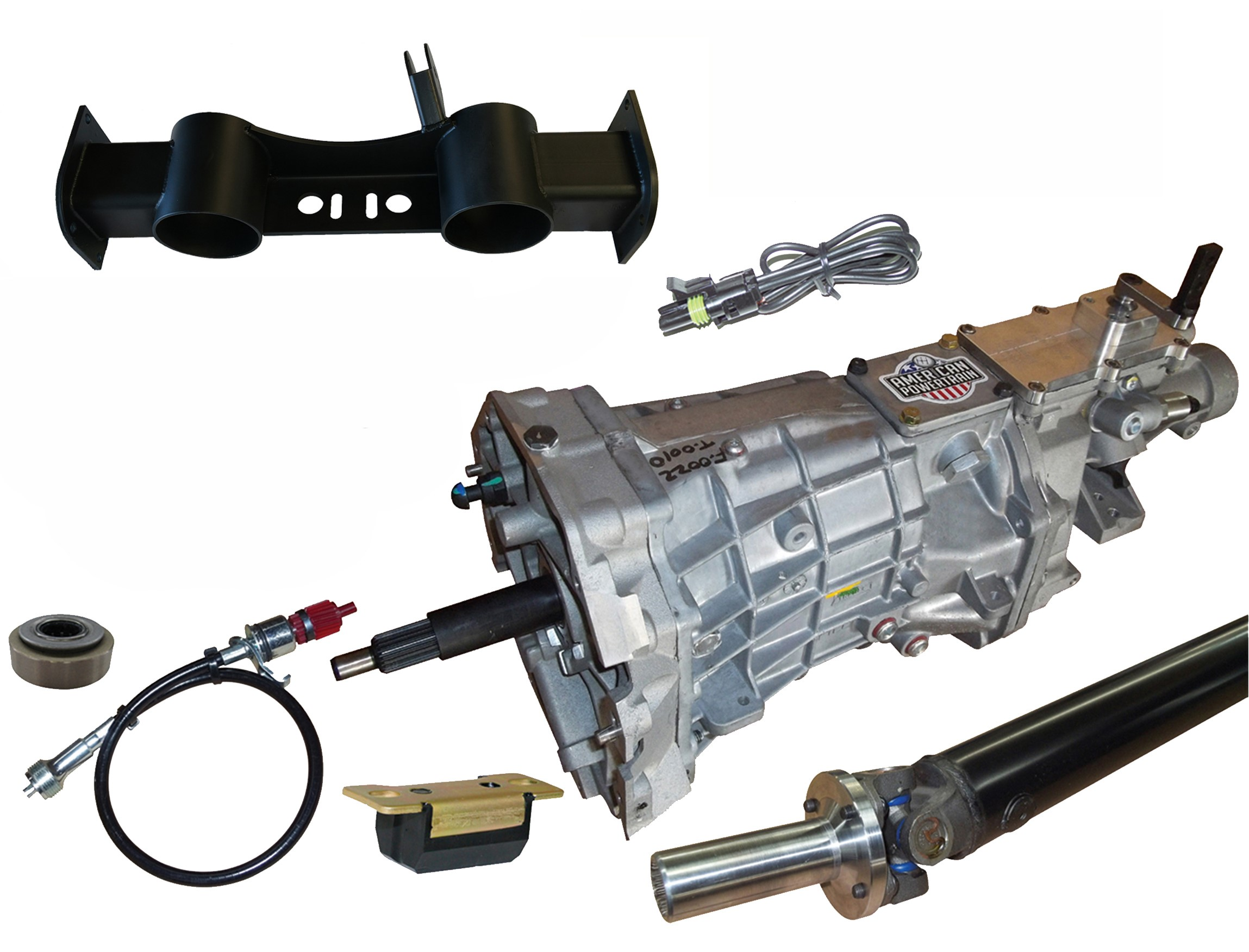 American Powertrain Announces New Pro-Fit 6-Speed System For 1968-82 C3 Corvettes