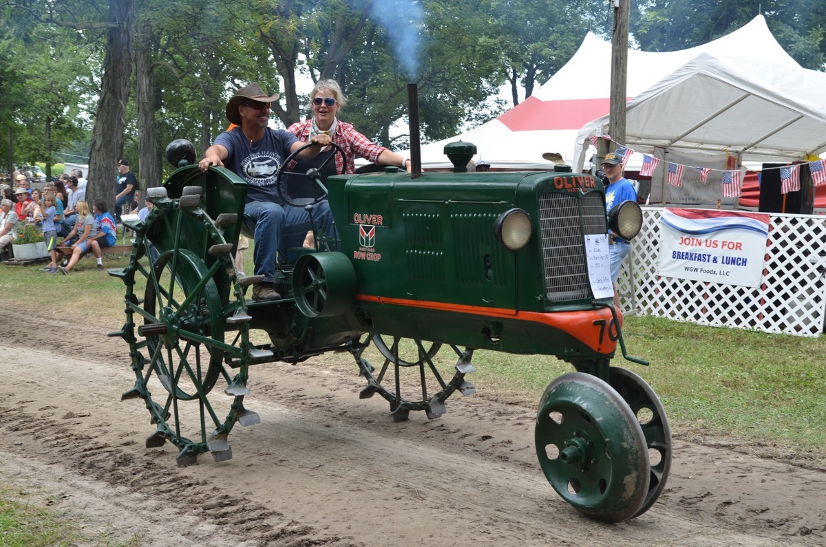 Northern Illinois Steam and Power Show Coverage: More Behemoth Tractors and Mechanical Coolness