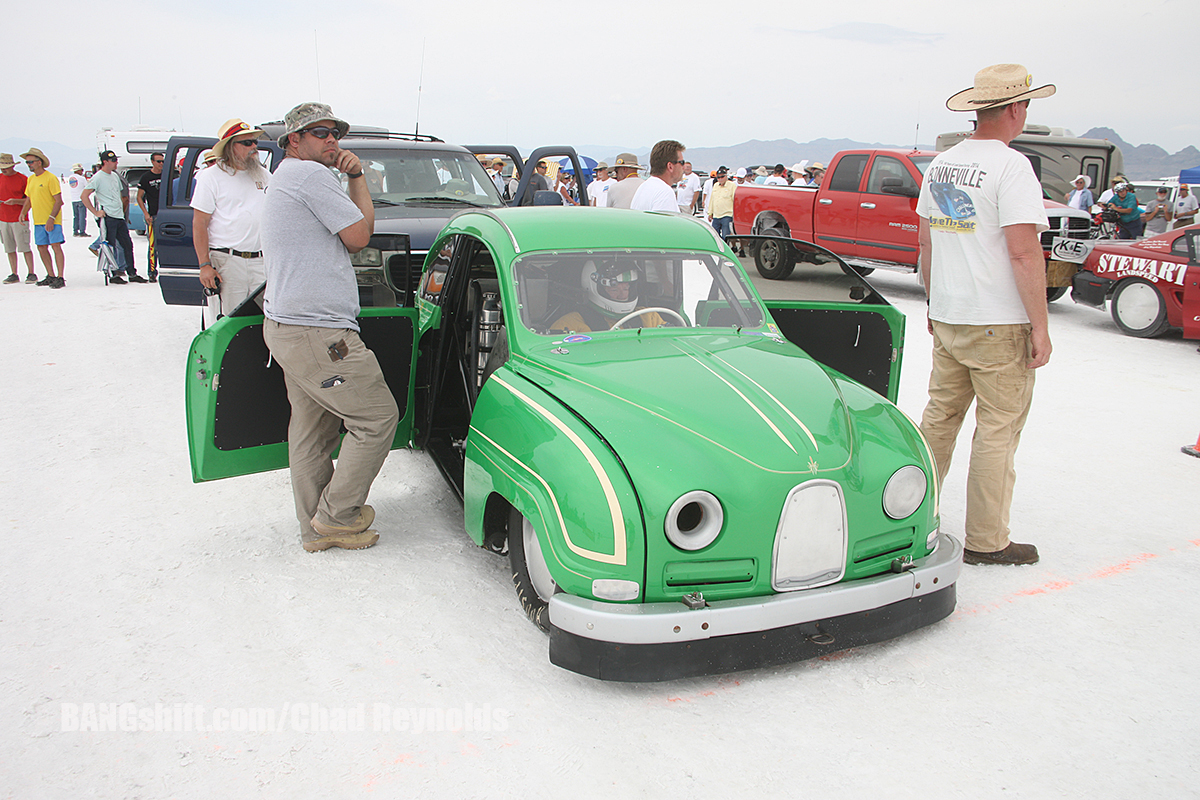 Bonneville Speed Week 2017: More Engines, More Cars, More Trucks, and More Cool