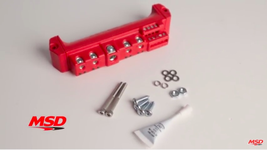 The New Solid State Relay Block From MSD Will Clean Up Your Engine Compartment And Make Wiring A Snap