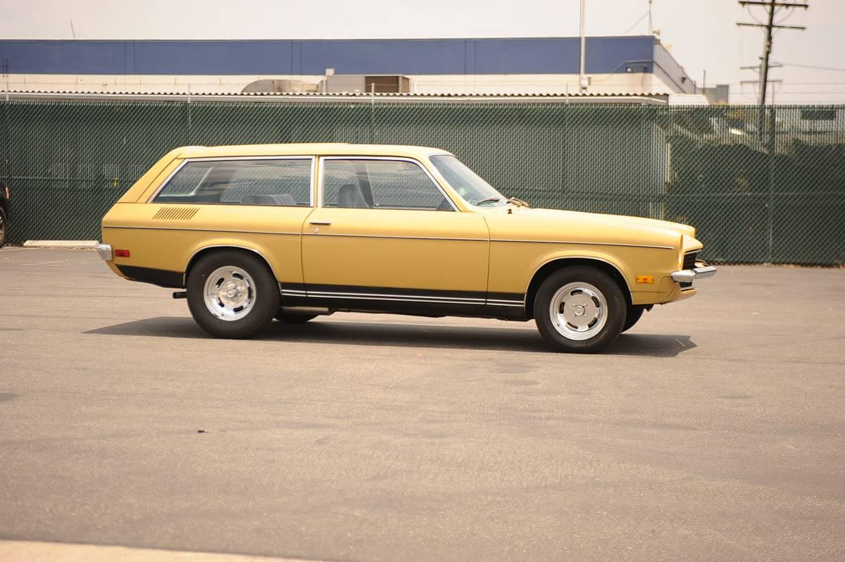 BangShift com This 1973 V8 Vega Wagon Is An Epic Example Of
