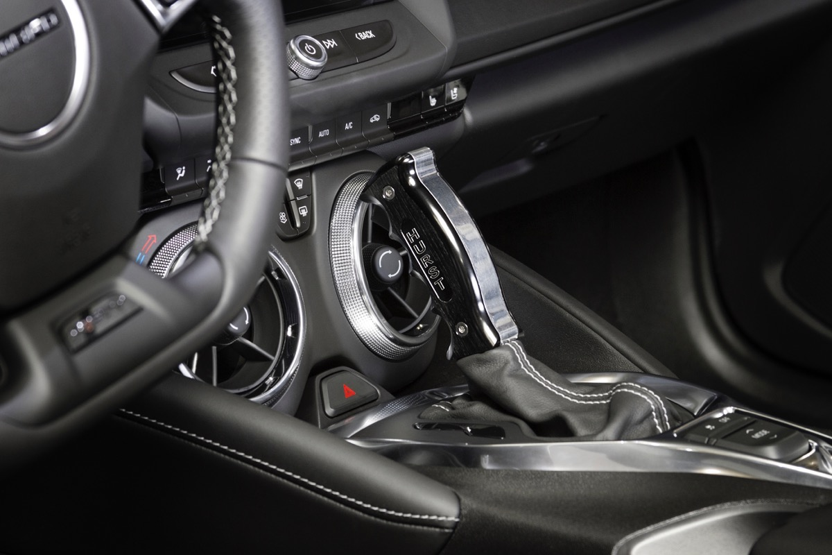 Spruce Up Your Late Model Muscle Car's Shifter Situation With A Hurst Billet Plus Pistol Grip Handle