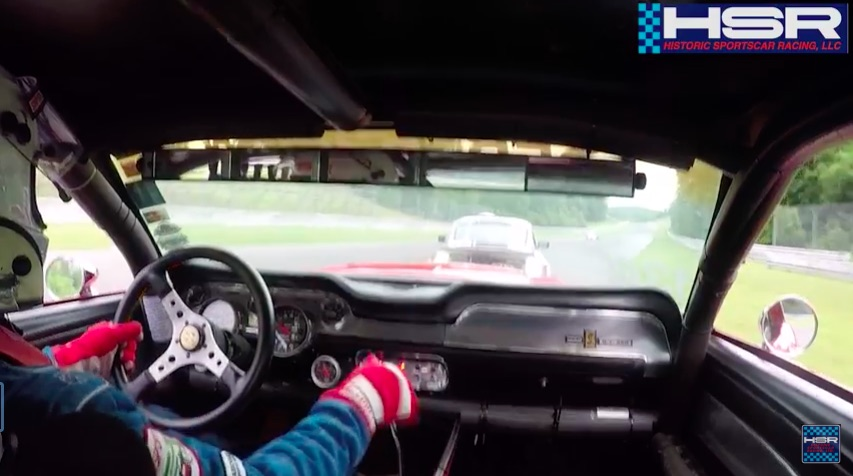 Ride Along For Some Hot Laps Of Mont Tremblant In A Killer Little Shelby GT350 Mustang