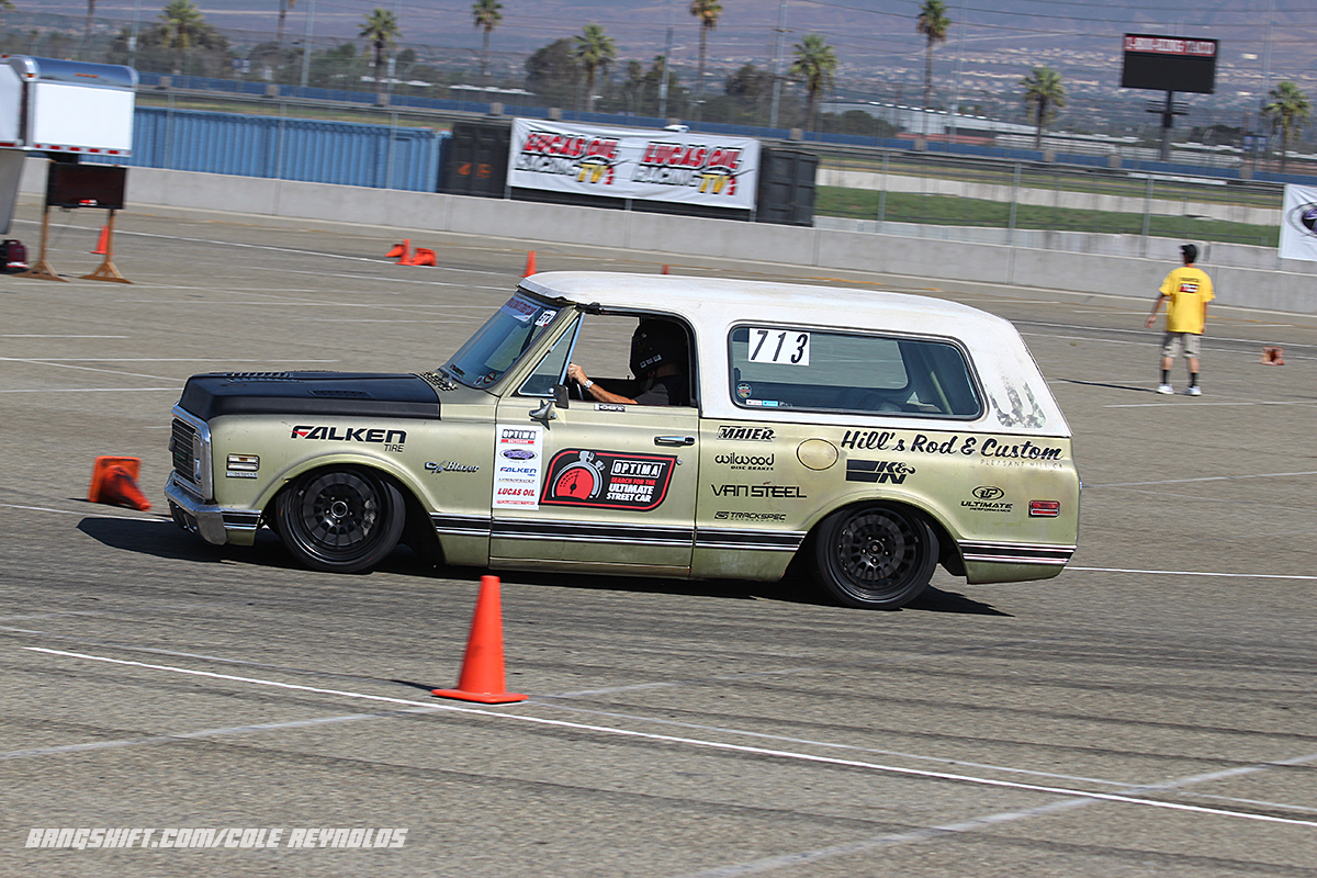 Our Photo Coverage From The USCA Optima Ultimate Street Car Event In California Continues