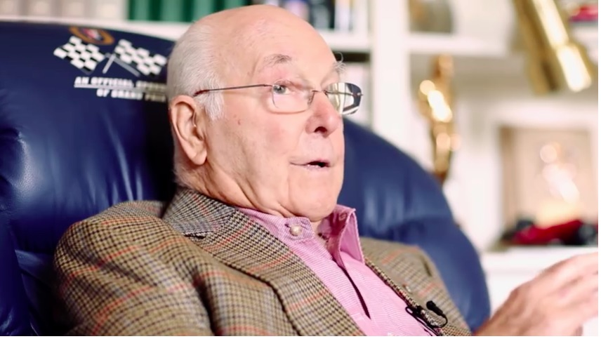 Shut Up and Listen: This Long Form Interview With Race Announcing Legend Murray Walker Is Worth The Watch