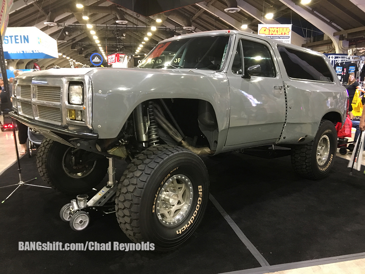 Our Photo Coverage From The Lucas Oil Off-Road Expo Continues! More Dirty Fun!