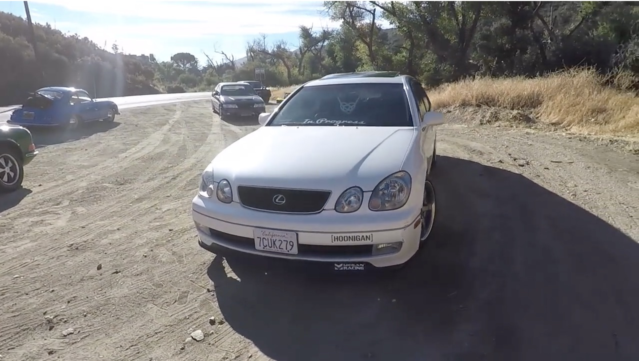 Wicked Enough: A Case For A Used Lexus GS400 In The Canyons