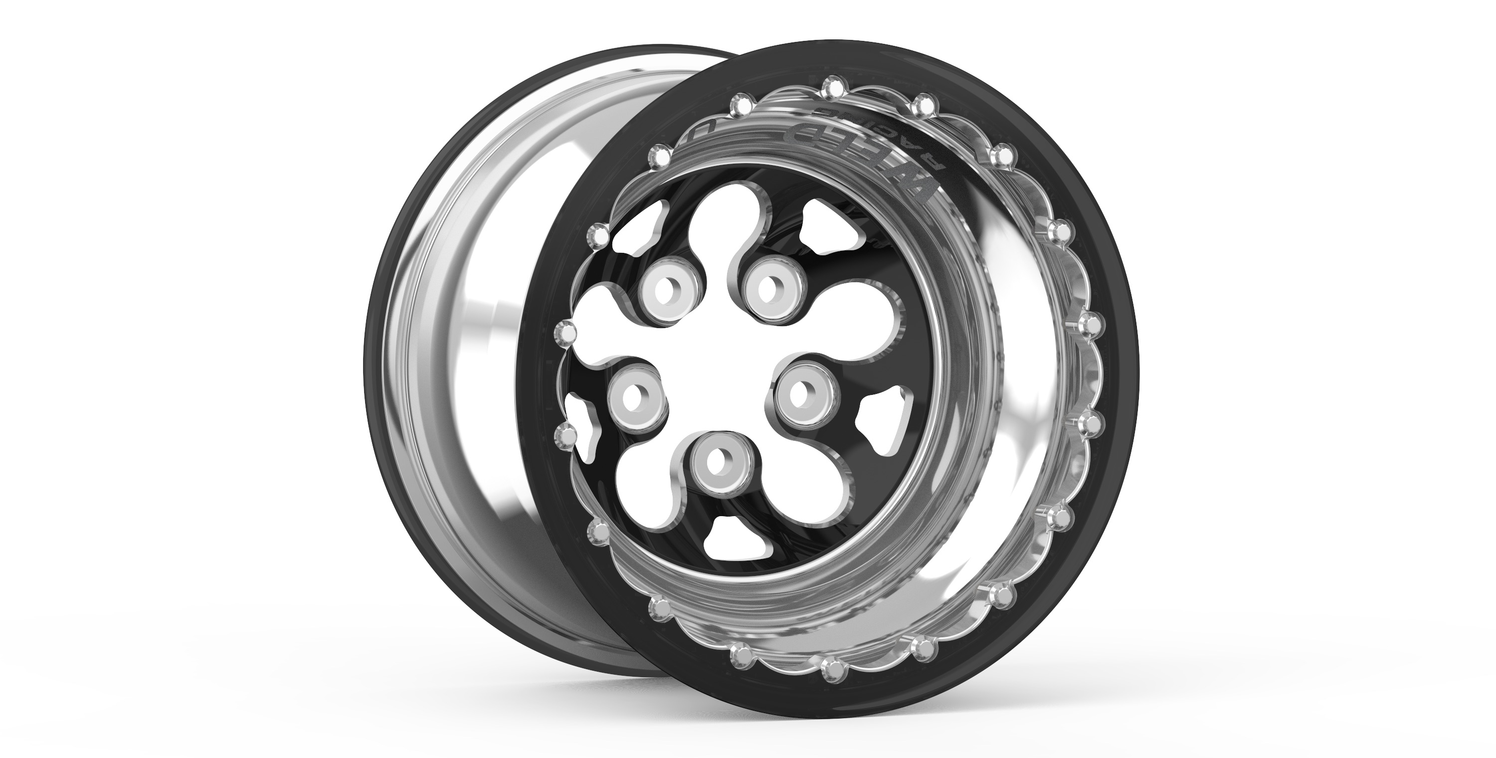 WELD Racing Releases Alpha 1 Wheel Delta Technology For Small Tire And Radial Racers