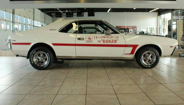 Ever Hear Of This One? The 1969 AMC Javelin SST Badger Edition – A Limited Release Hot Rod