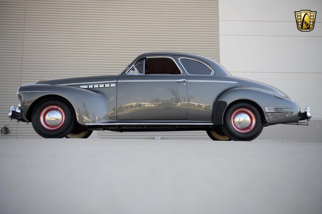 This 1941 Buick Roadmaster Coupe Is A Straight Eight Beauty That Was A True Early '40s Factory Hot Rod