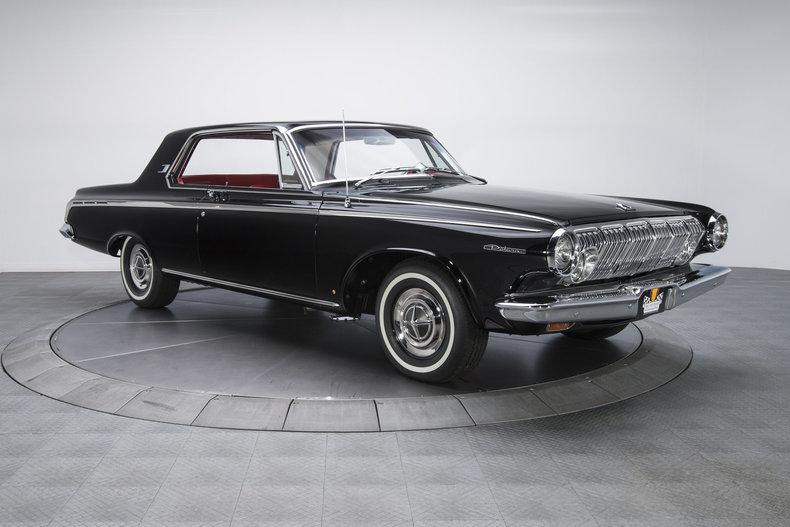 BangShift.com 1963 Dodge Polara Is Max Wedge Perfection