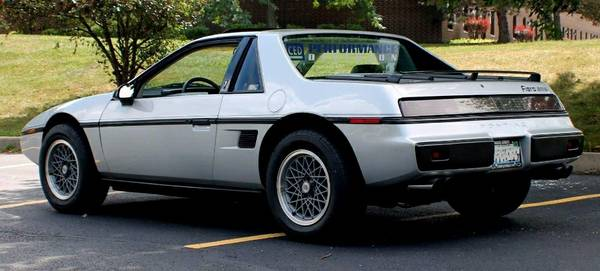 The World's Coolest Fiero Is For Sale – LS3 Swap and a Six Speed
