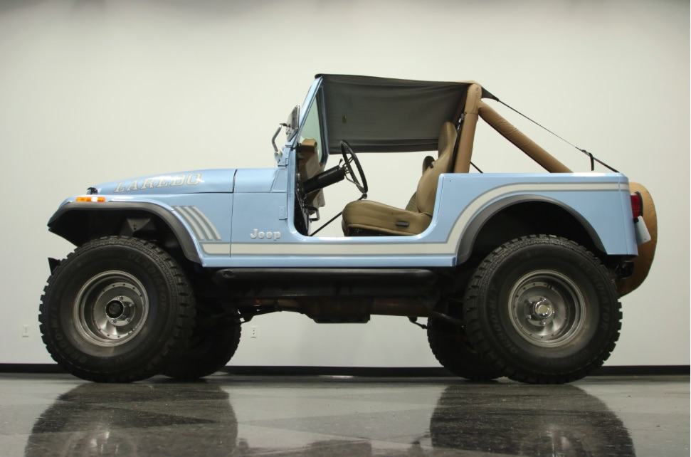 This 1985 Jeep CJ7 Is A Rig Done Right – May Be Late In The Season But We Want It!