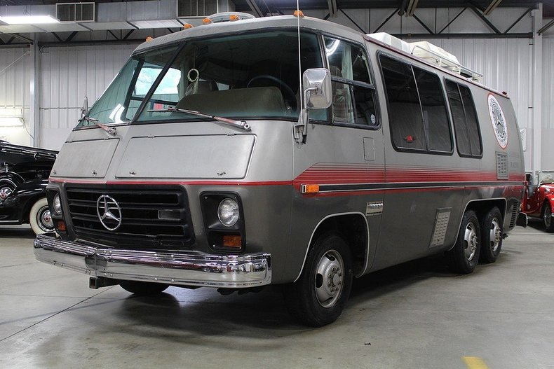 Gmc Motorhome For Sale >> Bangshift Com 1977 Gmc Motorhome