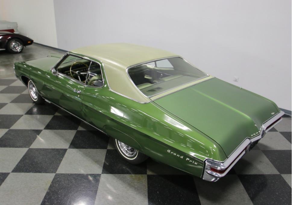 Bangshift Com 1968 Pontiac Grand Prix