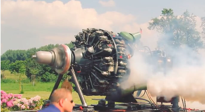 Engine Video: Watch These 10 Awesome Radial Engines And All Of Their Glorious Specs