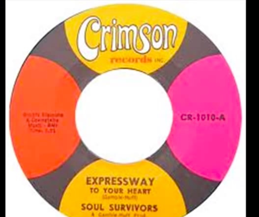 BangShift Daily Tune Up: Expressway To Your Heart – The Soul Survivors (1967)