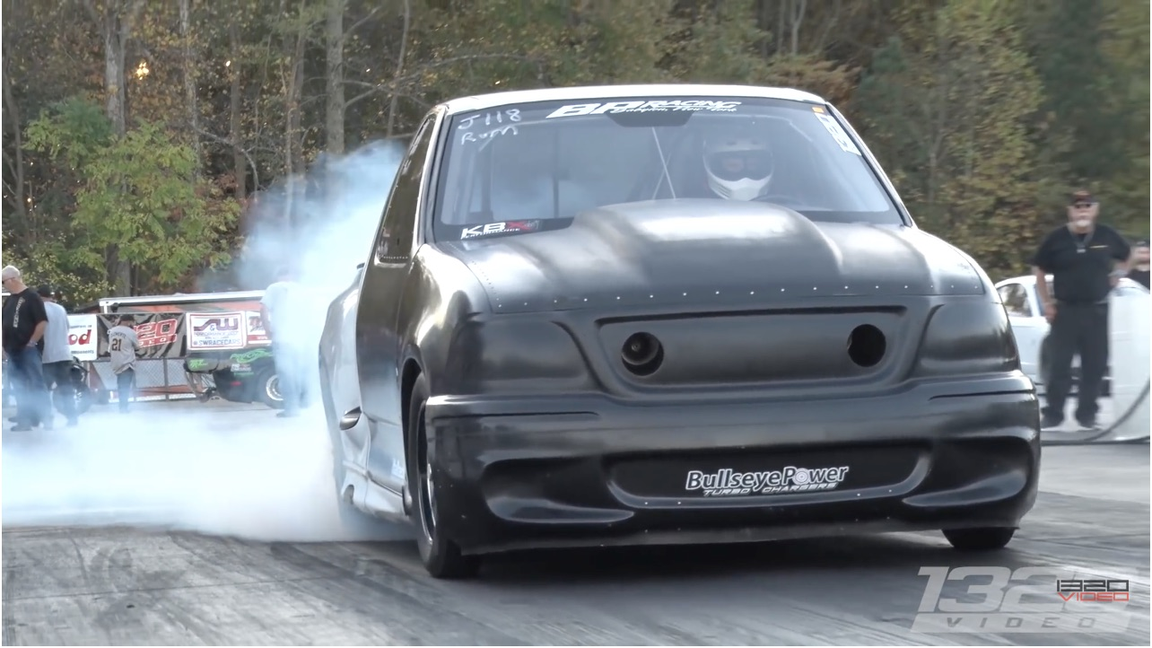 The Yetti: Watch This Twin-Turbo Ford Lightning Romp And Stomp At The World Cup Finals!