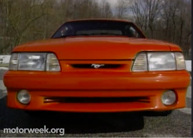 The 1993 Mustang Cobra Was An Attainable Hot Rod For 13 Year Old Me – Here's A Video Road Test From '93