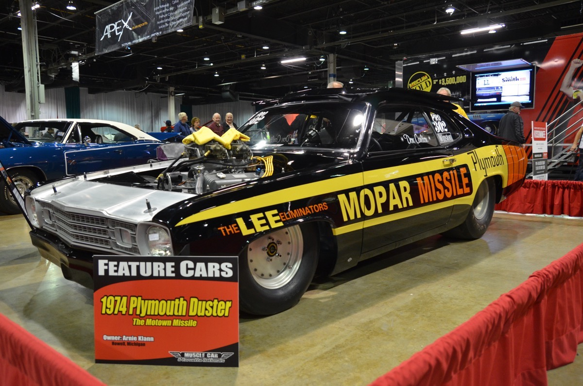 BangShiftcom Muscle Car And Corvette Nationals Coverage - Classic cars 2017