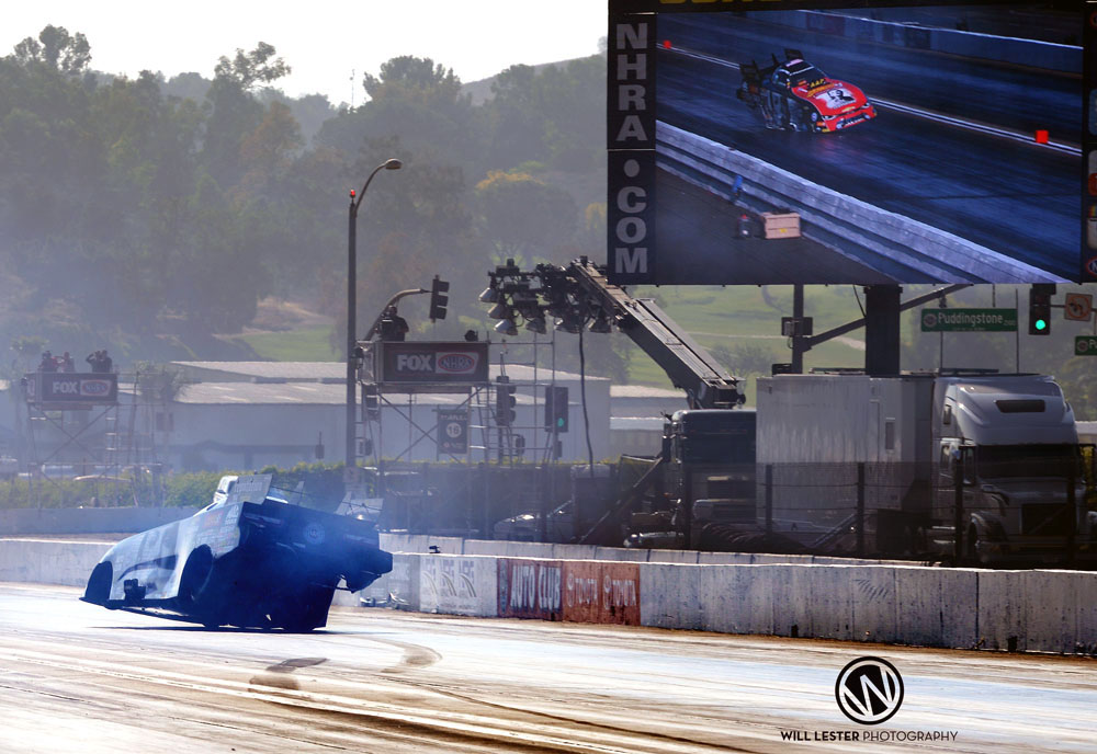 Brittany Force, Jack Beckman, Greg Anderson & Chip Ellis Lead First Day Qualifying At Pomona World Finals!