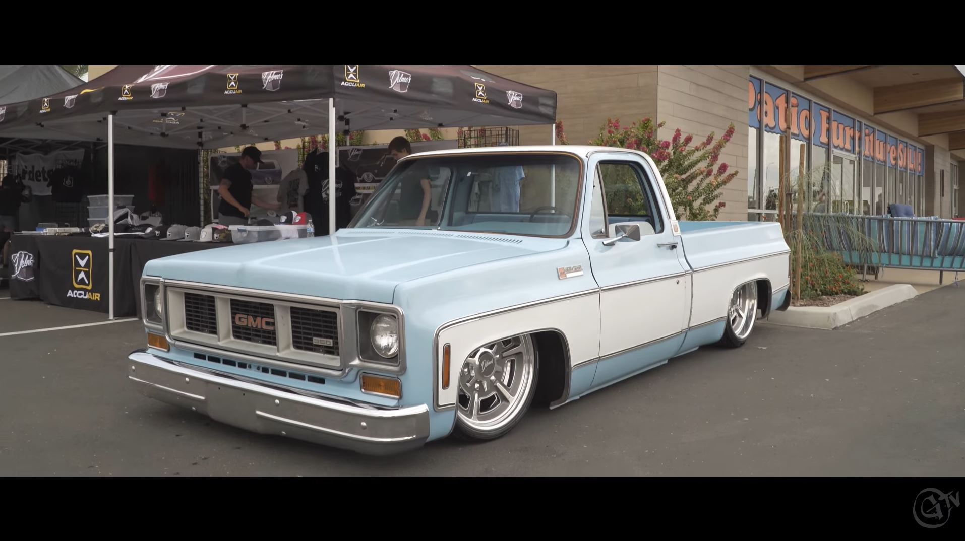 Dino's Gitdown 2017 Is GM Truck Heaven. Thank The Grinder TV Guys For Killer Coverage