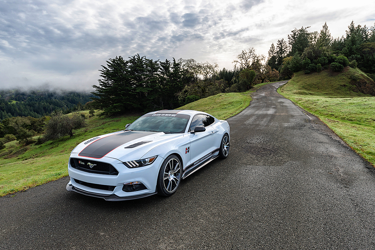 Time Is Running Out To Enter To Win The Hurst Elite Series Mustang! Enter Now!