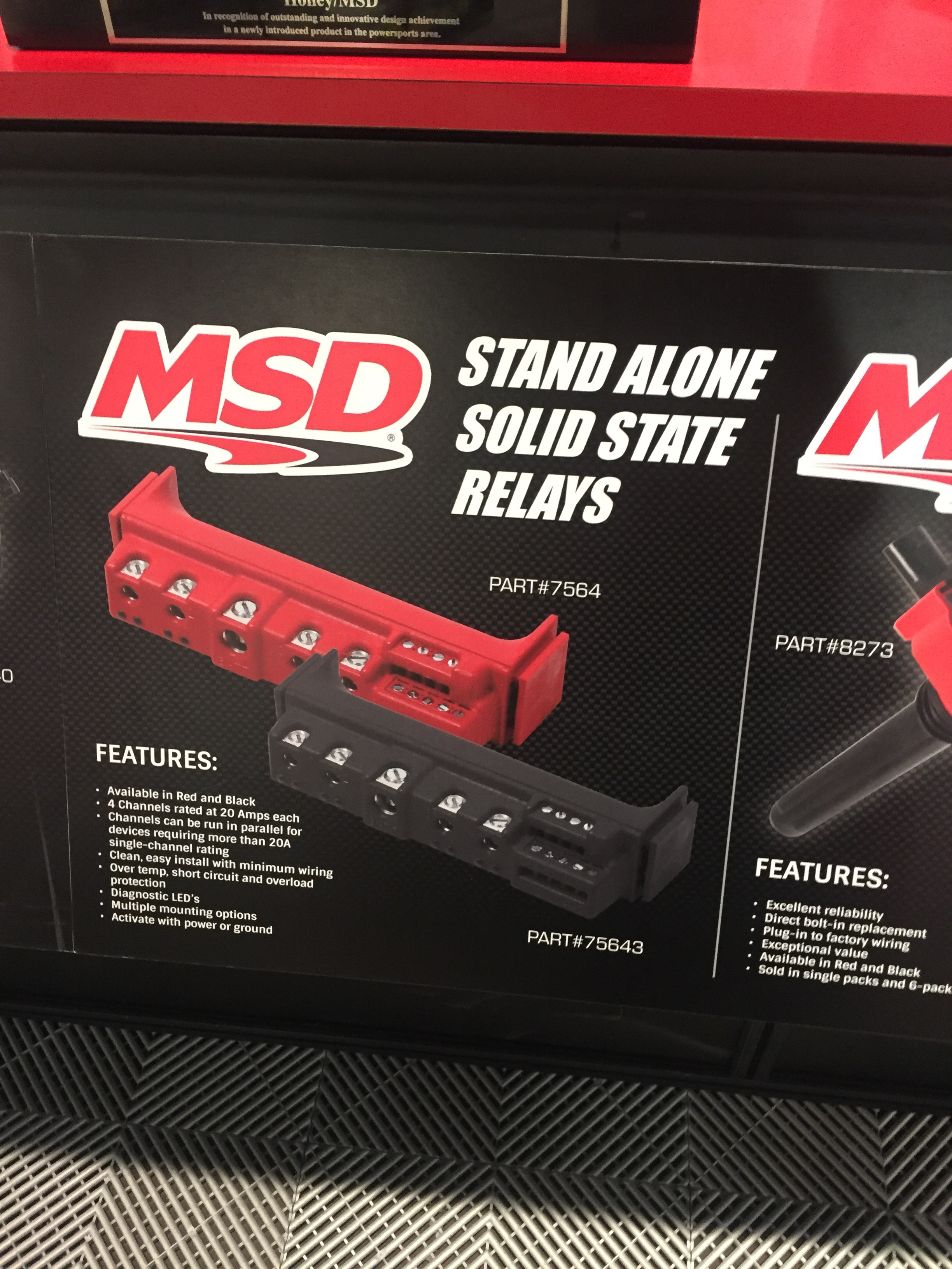 SEMA 2017 Coverage: More New Goodness From MSD – The Award-Winning Stand-Alone Solid State Relay