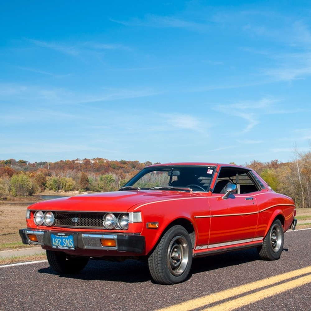 BangShift.com The Imported Pony Car: This 1977 Toyota Celica GT Is A ...