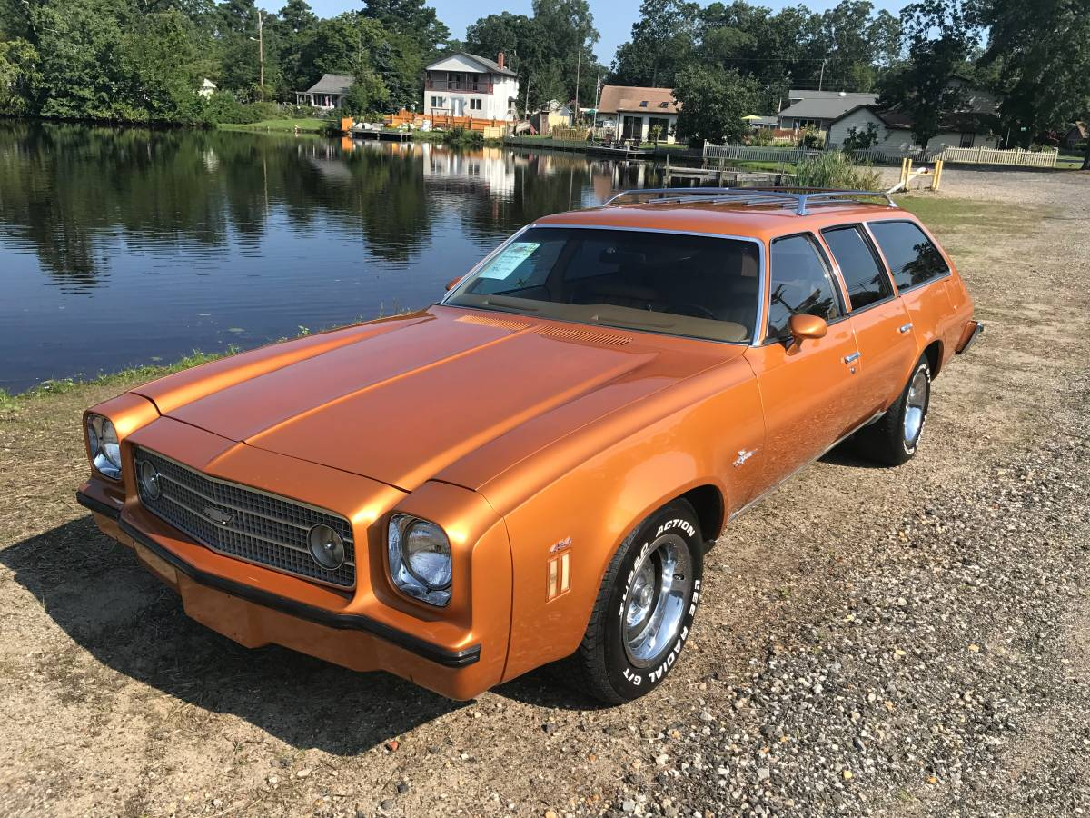 sport wagon a laguna nosed big block 1973 chevrolet chevelle longroof that is. Black Bedroom Furniture Sets. Home Design Ideas