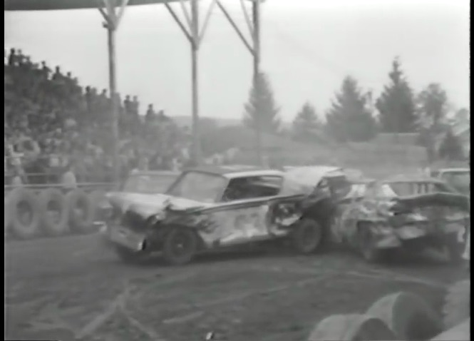 This 1982 Demolition Derby Documentary Called The Last Car Running Is Cool and Mildly Depressing