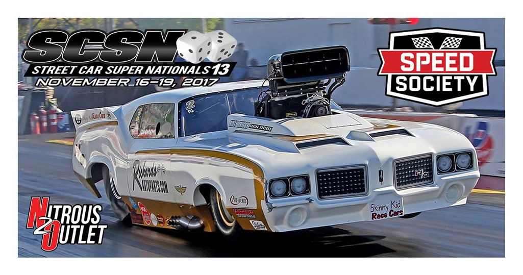 The Street Car Super Nationals Will Be LIVE Starting Thursday At 11 am Pacific!