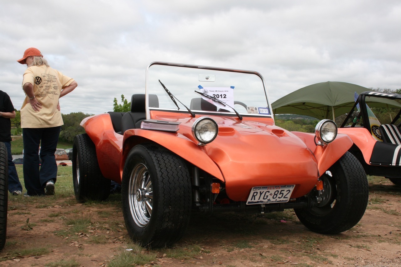 Own A Dune Buggy In Texas? Get Ready To Surrender Your Title And Plates!
