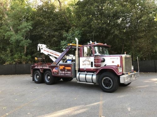 General Rule:  This 1987 GMC General Has A 35 Ton Wrecker On Its Back And Our Heart