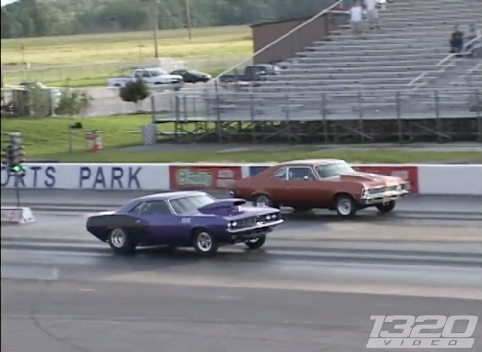 Holiday Special, Part One: 1320 Video Has Unleased The 2006 Pump Gas Drags DVD To Watch!
