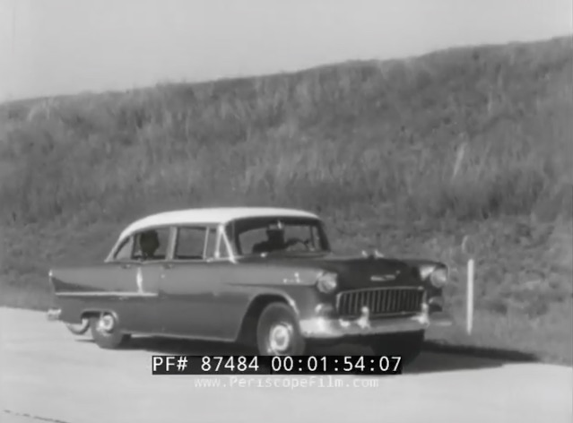 This Promotional Film For The 1955 Chevrolet Is Awesome Propaganda