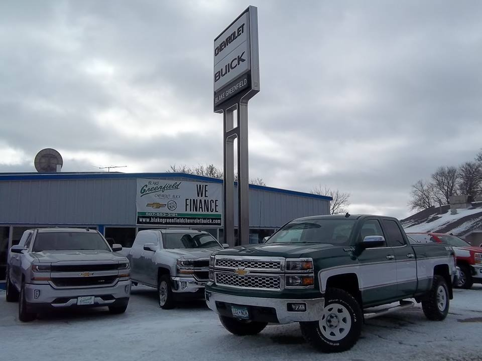 Miss The Look Of The Two-Tone Square-Body Chevy Truck? A Dealership In Minnesota Is Now Taking Orders To Two-Tone Your New Chevy!