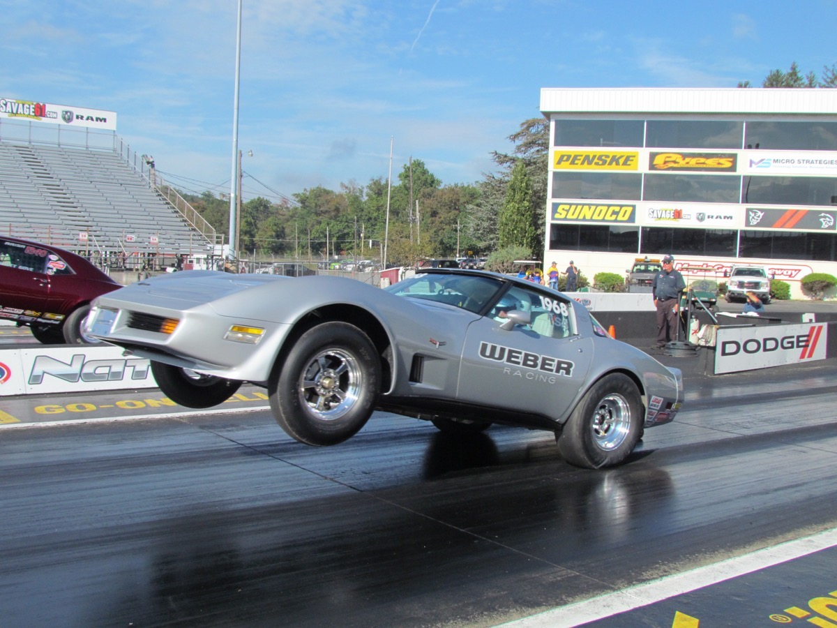 2017 NHRA Dutch Classic Coverage: A Final Blast Of Wheels Up Stock Eliminator Action