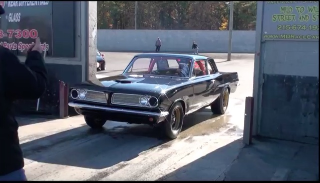 The Monday Shift: Running 11s With A 1963 Pontiac Tempest Powered By A 4-Cylinder Super Duty Half A 389 Screamer!